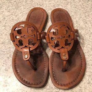 30e12ad29 Women s Used Tory Burch Miller Sandals on Poshmark